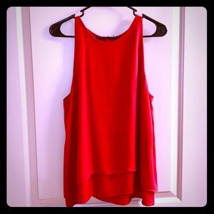 💕Theory Red Top!